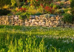 trockenmauer im garten aufbau bepflanzung mehr. Black Bedroom Furniture Sets. Home Design Ideas