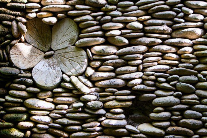 Trockenmauer erstellen