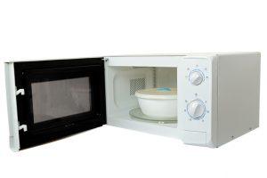 Mikrowelle Tupperware