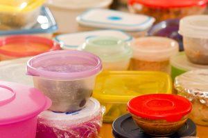 Plastikbehälter Weichmacher