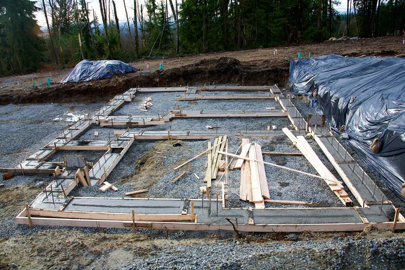 Unterbau gartenhaus darauf ist beim fundament zu achten - Gartenhaus bauen fundament ...