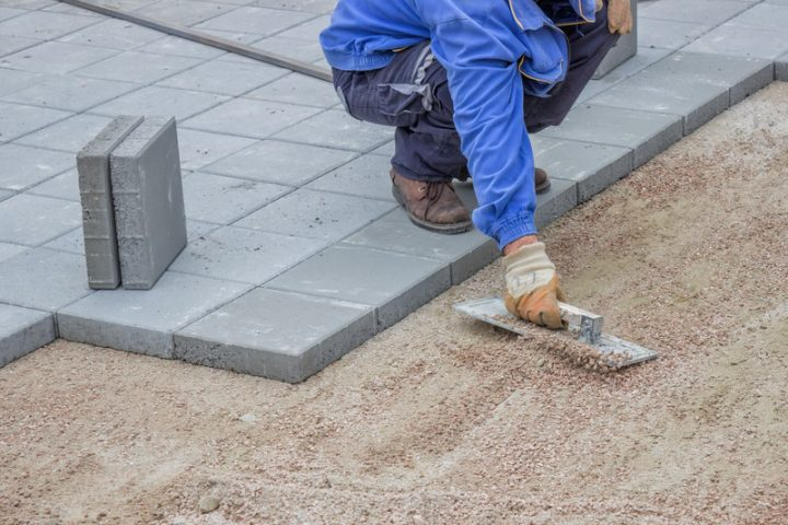 Unterbau-Terrassenplatten