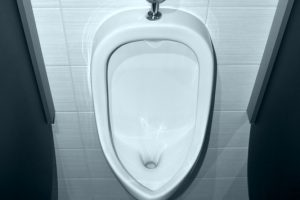 Urinal Maße