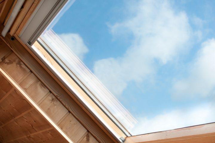 Velux Dachfenster Sicherheit