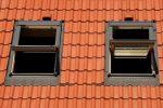 Velux Dachfenster lackieren