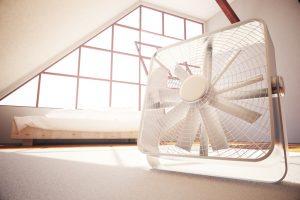 Ventilator zur Kühlung