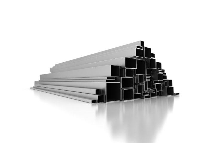 Vierkantrohr Stahl Abmessungen
