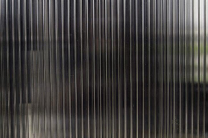 Vordach Plexiglas