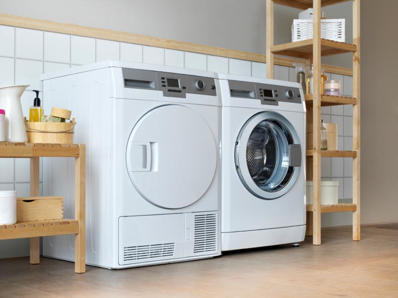 Trockner auf waschmaschine u so funktioniert der turm