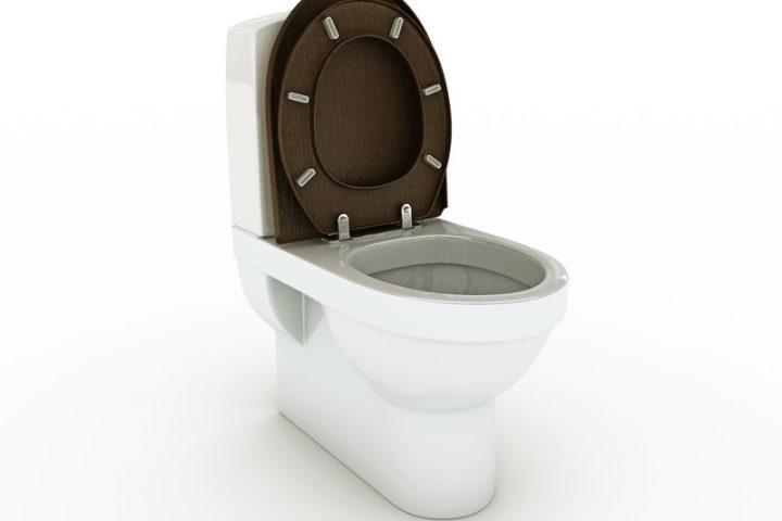 WC Höhe