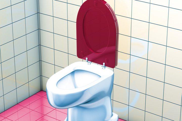 WC Maße