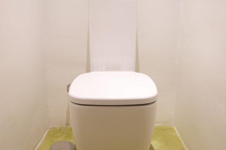 WC Sitz montieren