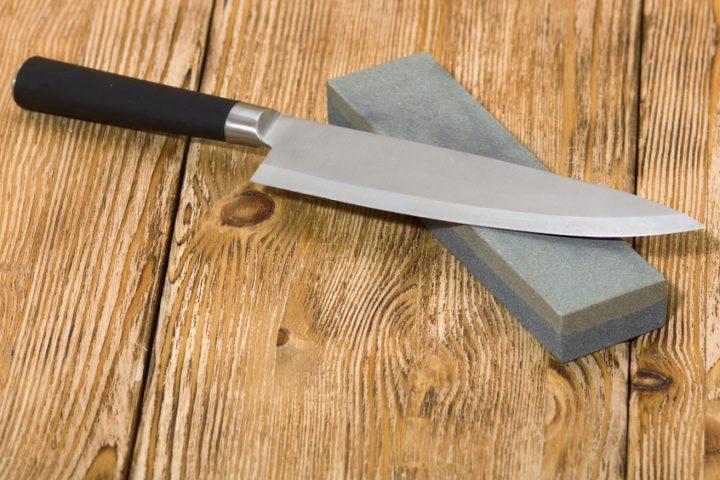 WMF-Messer schleifen