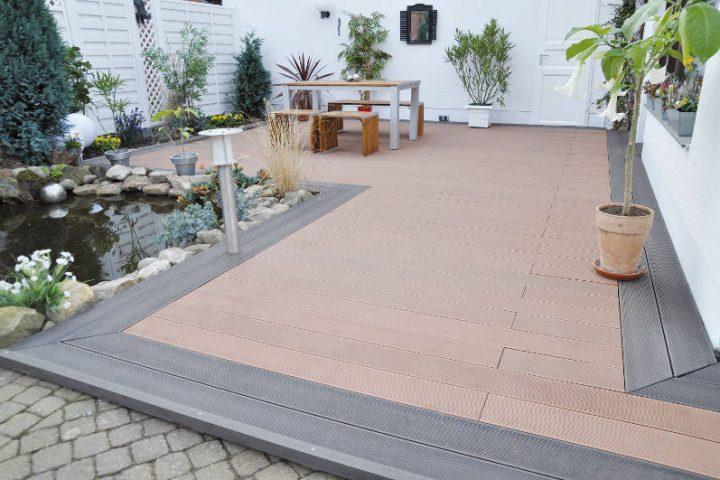 Bankirai Terrasse Verlegen Vorteile | Haus Design Ideen