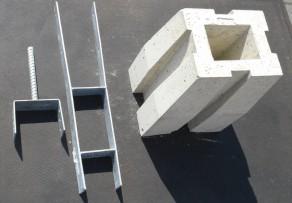 wpc unterkonstruktion selber bauen anleitung in 4 schritten. Black Bedroom Furniture Sets. Home Design Ideas