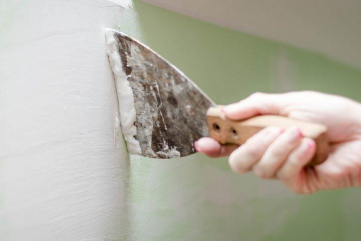 Beliebt Wände spachteln mit Rotband » So wird's verwendet QF55