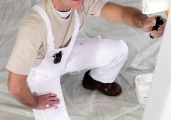 Wand streichen ohne tapete das ist zu beachten for Makulatur streichen