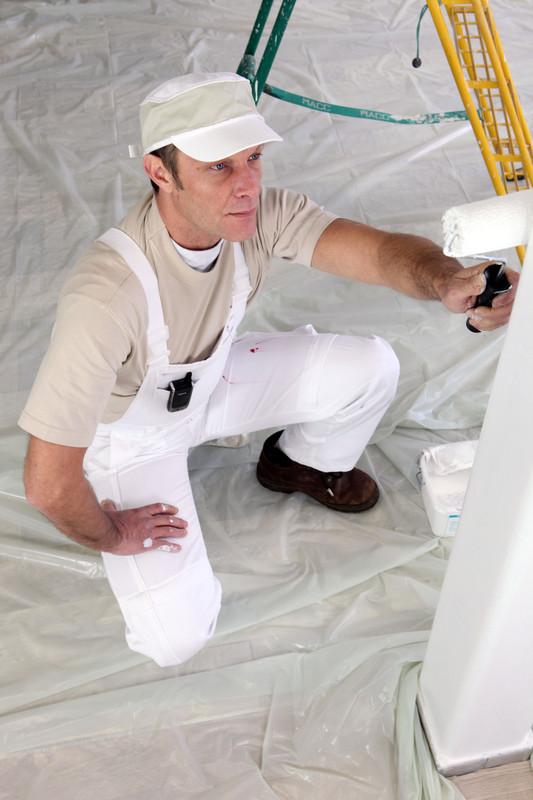wand streichen ohne tapete das ist zu beachten. Black Bedroom Furniture Sets. Home Design Ideas