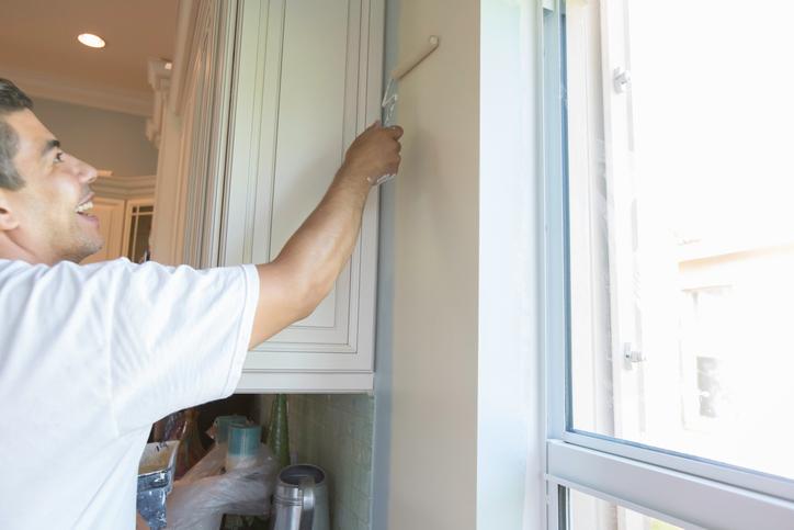 Wandfarbe Für Die Küche Welche Eignet Sich Am Besten