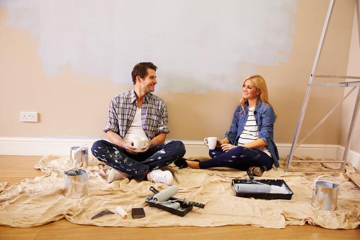 wandfarbe f rs schlafzimmer mit feng shui gut ruhen. Black Bedroom Furniture Sets. Home Design Ideas