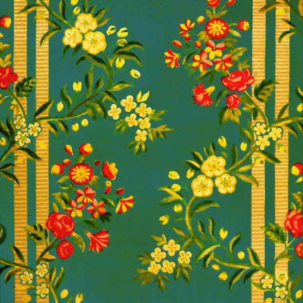 Wandfarbe im vintage style so kreieren sie tolle effekte - Vintage wandfarbe ...