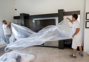wandfarbe f r dunkle m bel welche farbe passt. Black Bedroom Furniture Sets. Home Design Ideas