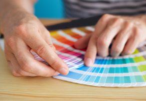 wandfarben die ral palette und ihre funktion. Black Bedroom Furniture Sets. Home Design Ideas
