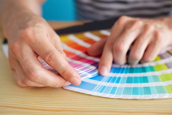 Wandfarben Die Ral Palette Und Ihre Funktion