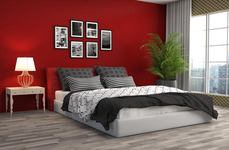 wandfarben welche wirkung hat welcher farbton. Black Bedroom Furniture Sets. Home Design Ideas