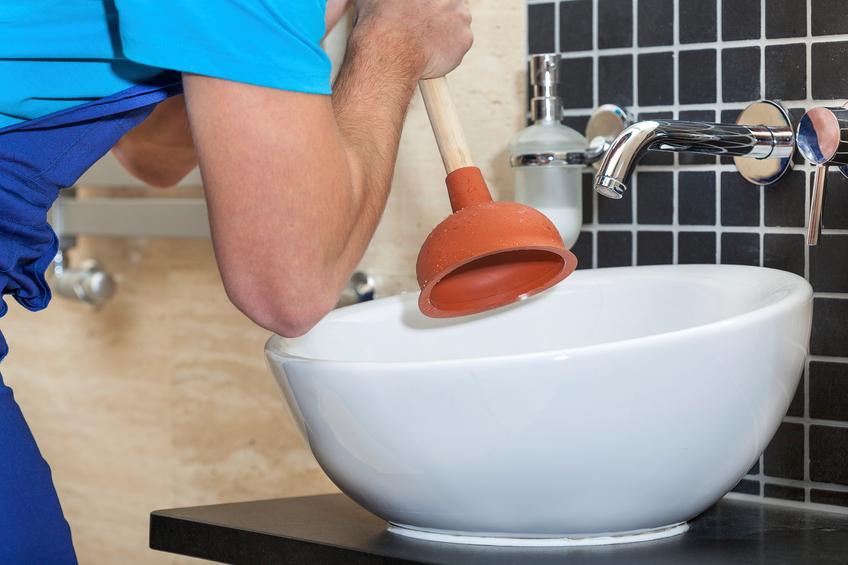 Küchenabfluss Verstopft Was Tun ~ waschbecken verstopft was können sie tun?