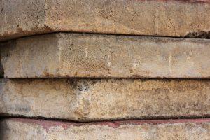 Waschbetonplatten entsorgen