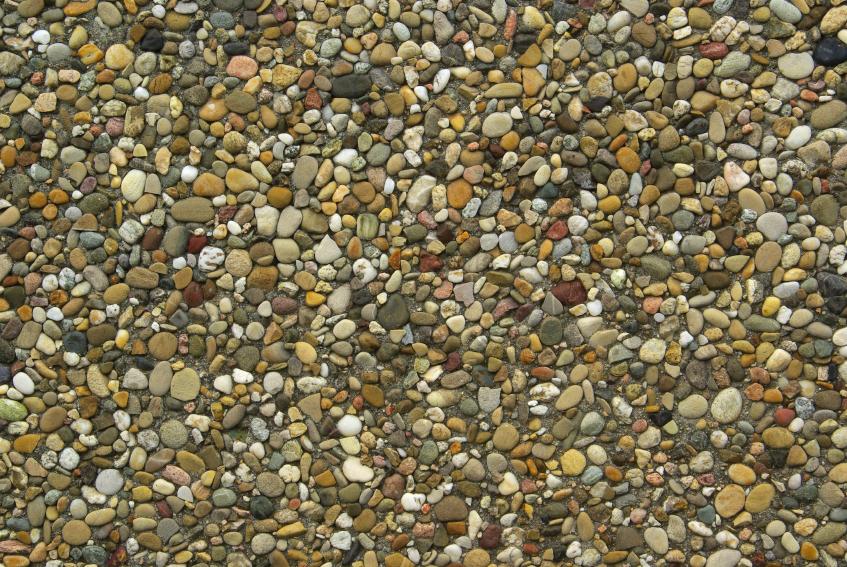 Waschbetonplatten streichen womit wie macht man das for Steine streichen