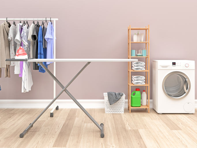Waschkuche Einrichten So Behalten Sie Den Uberblick