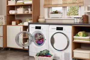 Waschküche modern