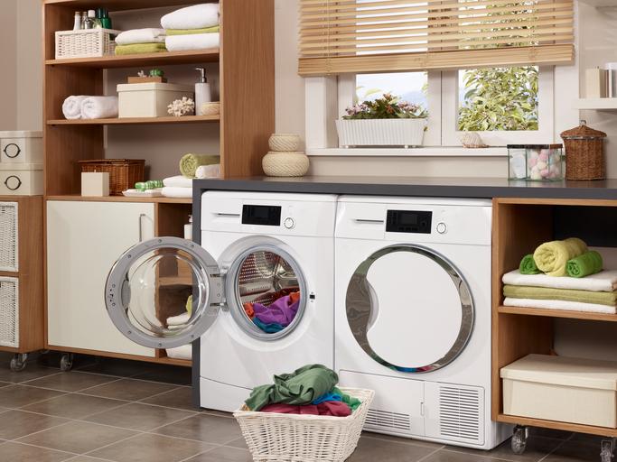 Waschküche waschküche gestalten modern funktional und chic