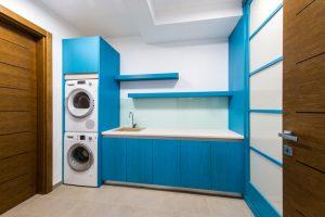 Waschküche aufpeppen