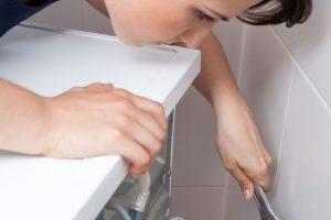 Waschmaschine Abwasseranschluss