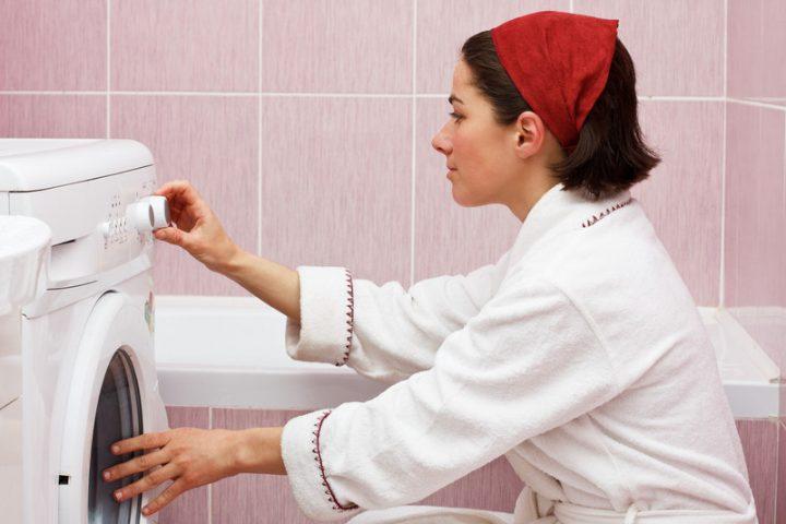 waschmaschine weichspülerfach bleibt voll