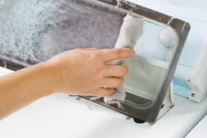 Waschmaschine Tierhaare