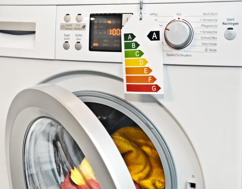 verbrauch einer waschmaschine strom wasser mehr. Black Bedroom Furniture Sets. Home Design Ideas