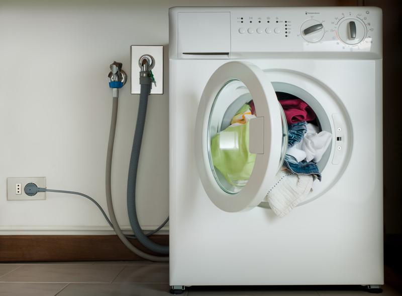 waschmaschine spült nicht