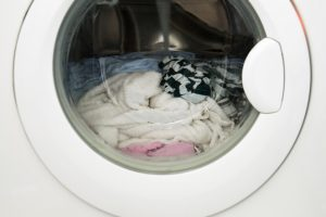 Waschmaschine abpumpen