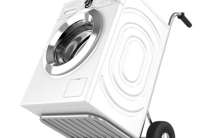 Häufig Maße einer Waschmaschine » Diese Größen gibt's im Handel LH19