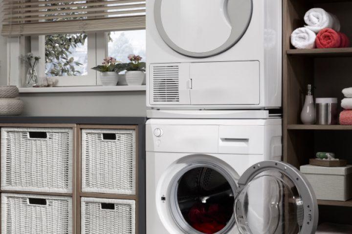 Waschmaschine auf Trockner stellen » Geht das?