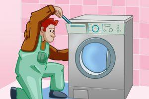 Waschmaschine defekt