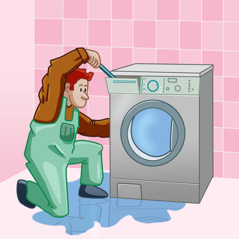lager der waschmaschine wechseln so wird 39 s gemacht. Black Bedroom Furniture Sets. Home Design Ideas