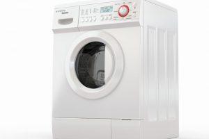 Waschmaschine hüpft