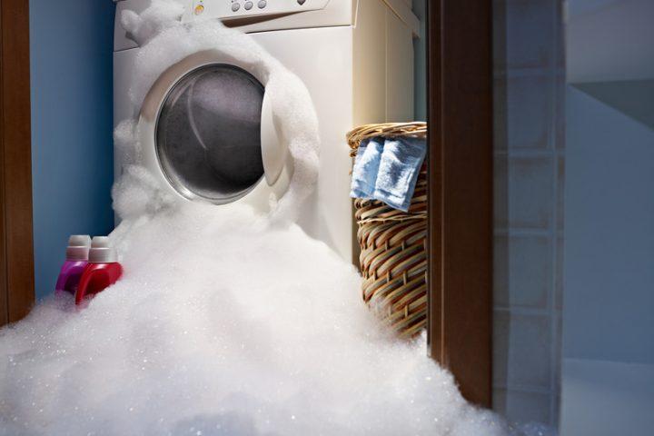 Waschmaschine kaputt