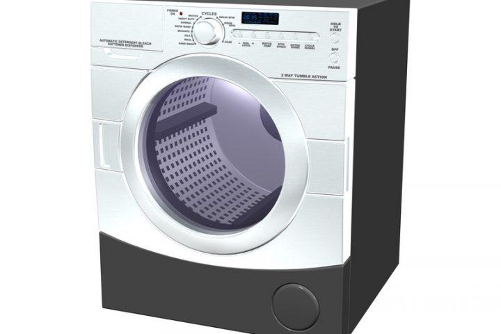 Waschmaschine leer laufen lassen