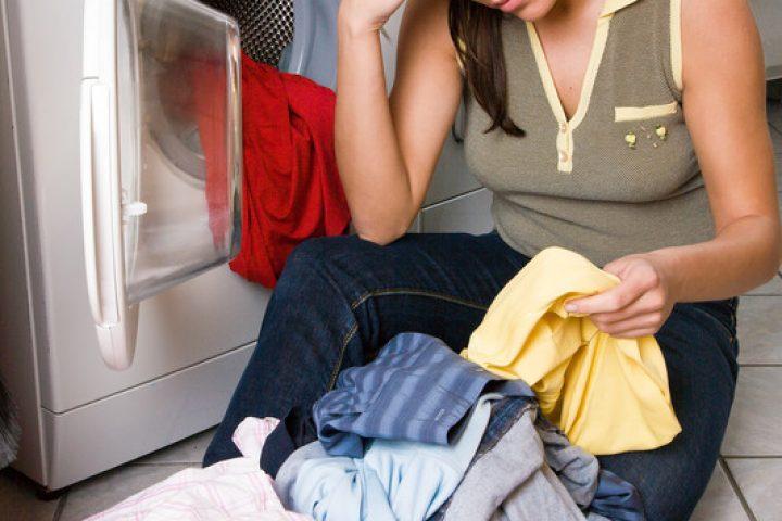 Waschmaschine macht Wäsche kaputt